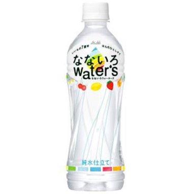アサヒ なないろwater's ペット500ml1箱24本