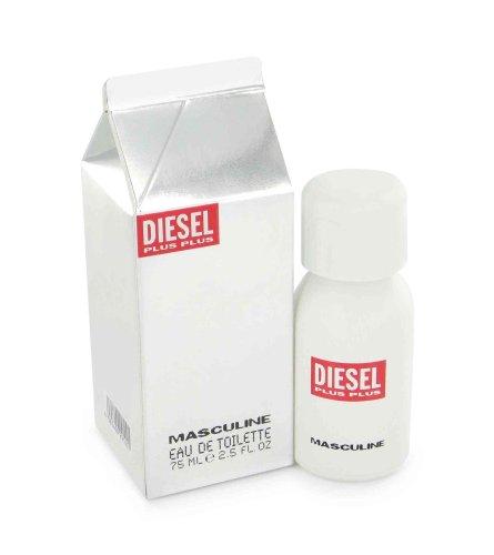 Diesel Plus Plus By Diesel For Men Eau De Toilette Spray 2 5 Fluid Ounce