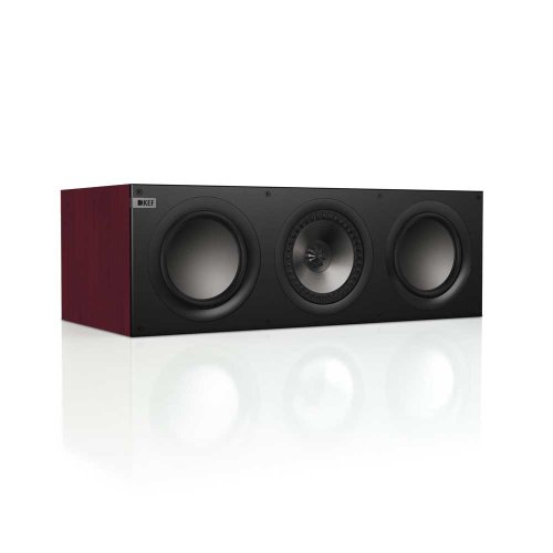 Kef Q600Cr Center Channel Loudspeaker - Rosewood (Single)