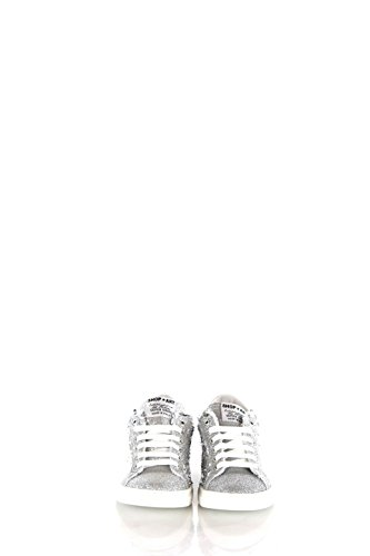 Sneakers Donna Shop Art 38 Argento #4006 Primavera Estate 2016