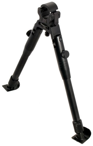 Cheapest Prices! UTG Low-Profile Dragon Claw Clamp-on Barrel Bipod