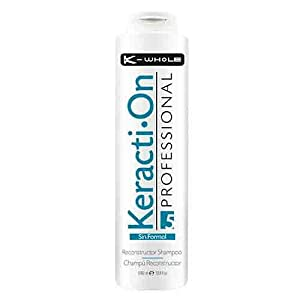 K-WHOLE Reconstructor Shampoo with Keratin 250 ml
