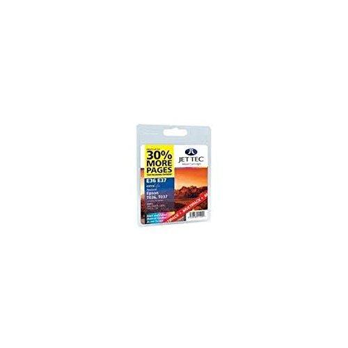 JET TEC MultiPack Tinte für EPSON Stylus C42 C42SX C42UX