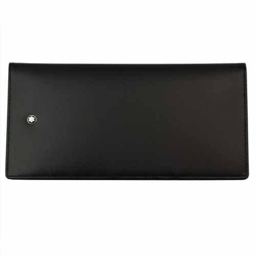 (モンブラン) MONTBLANC モンブラン U0035790 30600 ウォレット ブラック 黒 長財布