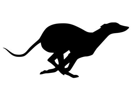 greyhound-auto-aufkleber