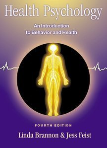 Image for Health Psychology: An Introduction to Behavior and Health, Fourth Edition