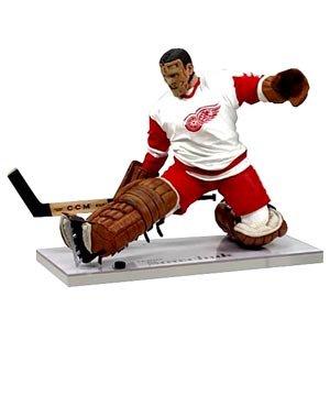 Buy Low Price McFarlane NHL Legends Series 8 Terry Sawchuk Action Figure (B0021L3CEC)