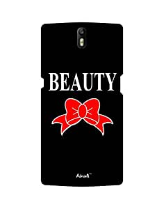 AANADI - Hard Back Case Cover for OnePlus One - Superior Matte Finish - HD Printed Cases and Covers