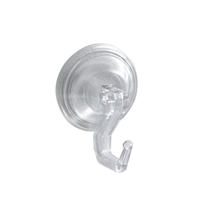 BlissHome, Interdesign, Powerlock Hook, Clear x2