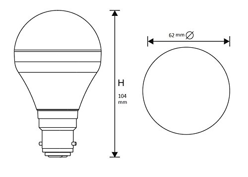 5W-Cool-White-LED-Bulb-(Pack-of-3)