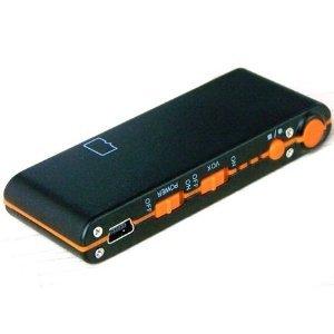 Axvalue HD高画質 500時間待機 超小型ビデオ&カメラ パック付属 microSD/SDHC対応 高解像度640×480 音声感知機能搭載 最上位モデル