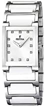 Festina Ceramic Collection Wristwatch for Her With Ceramic Elements