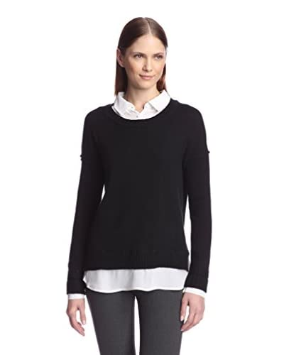 Acrobat Women's Layered Pullover Sweater