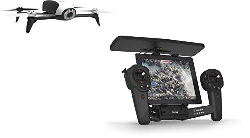 Parrot-Bebop-2-Drohne-wei-Parrot-Skycontroller-schwarz
