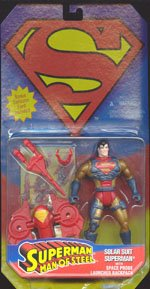 Superman Man of Steel Solar Suit Superman - 1