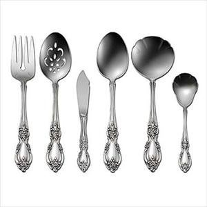 Amazon.com: Oneida Louisiana 6-Pc Serving Set Fine Community ...