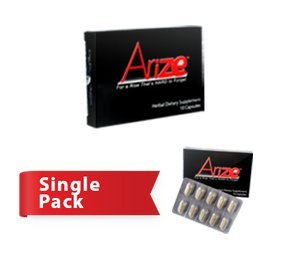 Arize Male Sexual Enhancer by KG Enterprises LLC - 10 Capsules