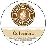 Keurig Barista Prima Coffeehouse Colombia Coffee K-Cup 18-0.47 oz. cups