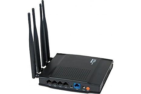 Routeur WIFI AC gigabit 1200Mbps - 4 antennes