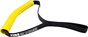 Banshee Bungee Replacement Stretch Handle - Black/Yellow