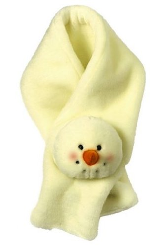 Grasslands Road Children's Plush Snowman Scarf - 1