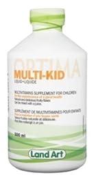 KIDS MULTIVITAMIN (500ML) Liquid Brand: Land Art