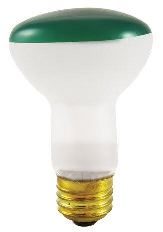 12 Pack 50 Watt R20 Medium Base 120 Volt 2000 Hour Green Reflector Lightbulb energy meter watt volt voltage electricity monitor analyzer