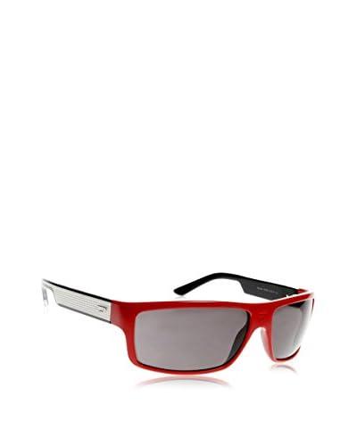 Diesel Gafas de Sol DIE-S DS 0187 H94 (61 mm) Rojo / Gris Oscuro