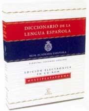 Diccionario de la Lengua Espanola (Spanish Edition)