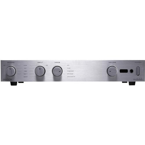 Audiolab 8200A Amplifier (Black) Black Friday & Cyber Monday 2014