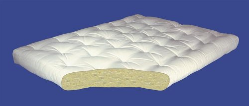 Purchase All Cotton Futon Mattress (4 in. - Full: 54 W x 75 D (40 lbs.))
