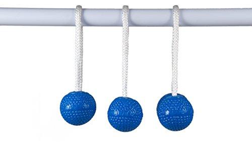 Ladderball Soft Bola Set, Black