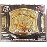 WWE Wrestling Jakks Pacific Kids John Cena WWE Champion Spinner Belt