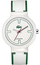 Lacoste Sport Collection Goa Green White Dial Unisex watch #2010528