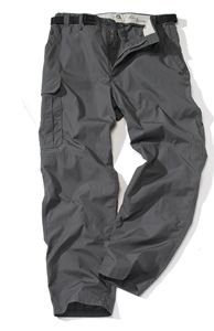 Craghoppers Mens Classic Kiwi Trousers Black 30R