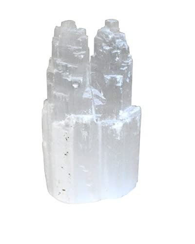Uptown Down Selenite Tower