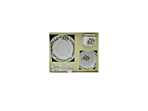 Lenox Holiday 5pc. Children's Melamine Set - 1