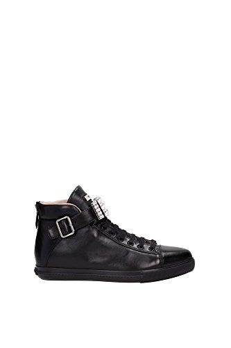 Sneakers Donna Miu Miu 5T9321 3O5A F0002 - Colore - Nero, Taglia scarpa - 40