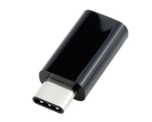 Koly USB 3.1 di tipo C maschio a Micro USB femmina USB Tipo C-Adapter (1pcs)