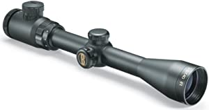 Bushnell Banner Illuminated Red Green Multi-X Reticle Riflescope, 3-9x40mm by Bushnell