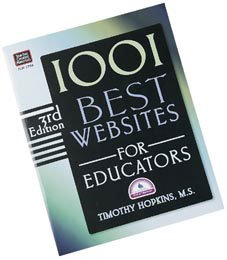 1001 Best Websites For Educator's Book by Teacher Created Materials1001 Best Websites For Educator's Book by Teacher Created Materials