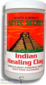 Aztec Secret - Bentonite Clay - Indian Healing Clay 2#