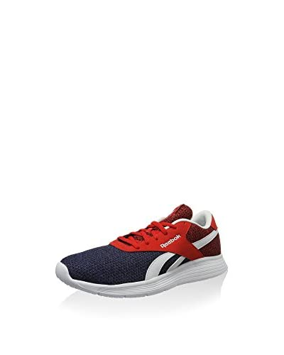 Reebok Sneaker Royal Ec [Blu/Rosso/Bianco]