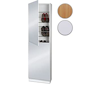 Scarpiera armadio offerte e risparmia su ondausu - Scarpiera specchio anta unica ...