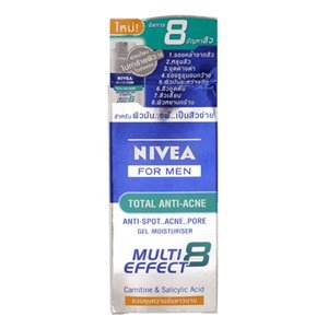 Best Cheap Deal for Nivea for Men Total Anti Acne Gel Moisturizer 1.7 Oz. from Thailand - Free 2 Day Shipping Available