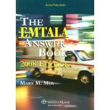 img - for EMTALA Answer Book, 2008 Edition [PAPERBACK] [2007] [By Mark M. Moy] book / textbook / text book