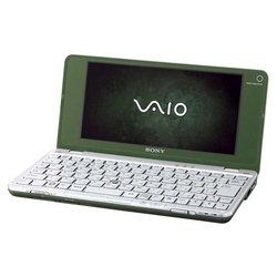 SONY VAIO typeP ペリドットグリーン VGN-P70H/G