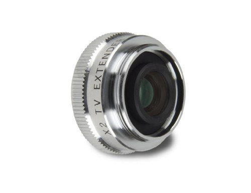 Scienscope Cc-97-Ln1-2X Doubler Lens For Real-Time High-Definition Macro Zoom Inspection System Macro Zoom Lens