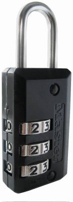 Master Lock Luggage Lock Set Your Own Combination
