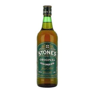 70cl Stones Original Green Ginger Wine (Case of 6)